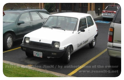 All about RENAULT 5 :: LECTRIC LEOPARD