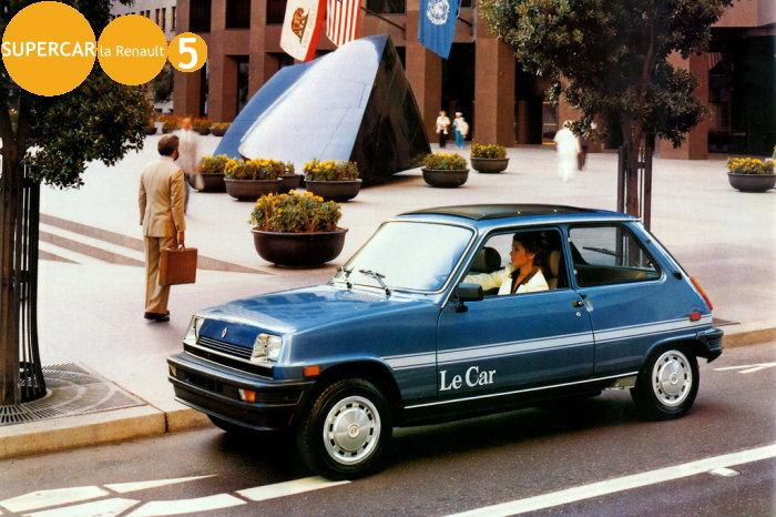 1980 renault le car