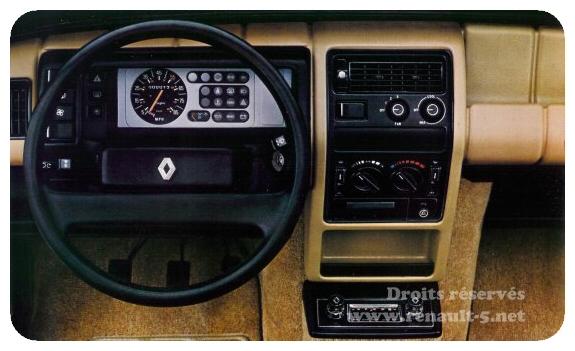 Renault Quot Le Car Quot 1981 All About Renault 5