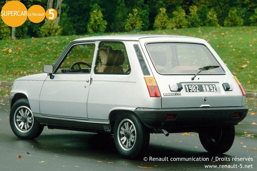 Renault 5 turbo 2 r5 alpine turbo car pictures - R5 Tx Tout Sur La Renault 5