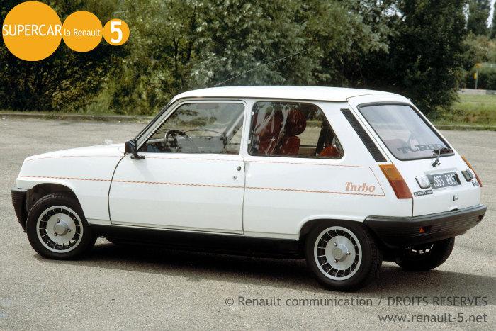 Tout Sur La Renault 5    Renault 5 Alpine Turbo