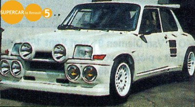 renault 5 maxi turbo toutsur la renault r5. Black Bedroom Furniture Sets. Home Design Ideas