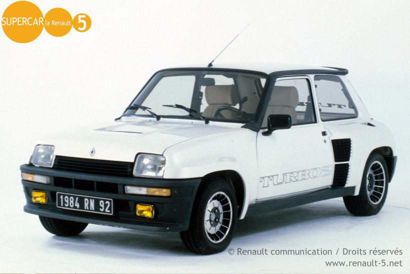Resultado de imagen para imagen RENAULT 5 1972 - 1985