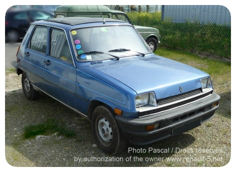 Your Renault Le Car And R5 All About Renault 5