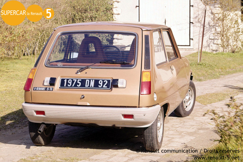 Renault Ts Arriere